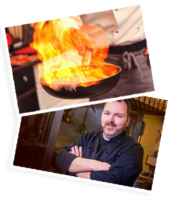 Kokk hjem, catering i Tromsø